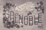19797 Souvenir De Grenoble. 108 BF Paris Multivues - Grenoble