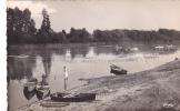 19804 Fleurville La Saone. CIM . Femme Pechant Pecheur Pecheuse Barque - France