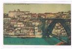 Porto Vista Parcial E Ponté D. Lutz - Langue Esperanto - Porto