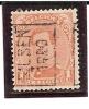 PREO ROULETTE N° 2485 - BILSEN 1920 - Pos. A  (léger Pli) - Precancels