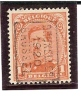 PREO ROULETTE N° 2489 - BRUXELLES 1920  BRUSSEL - Pos. B - Precancels