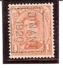 PREO ROULETTE N° 2492 - DINANT 1920 - Pos. B - Precancels