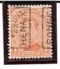 PREO ROULETTE N° 2515-II - RONSE 1920 RENAIX - Pos. A - Precancels