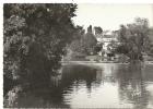 Vierzon (18) :Maisons Au Bord De L'Yèvre Au Niveau Du Déversoir En 1950   PHOTO VERITABLE. - Vierzon