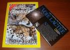 National Geographic France 3 Décembre 1999 Vol 1.3 Les Guépards Dans Les Profondeurs De L´Univers Complet Avec Carte - Géographie