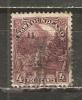 Newfoundland 1923-26  4c   (o) - 1908-1947