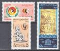 Egypt  878-80  *  UNESCO  UNICEF - Egypt