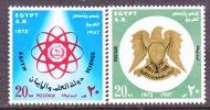 Egypt  919-20  *  SCIENCE - Egypt