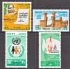 Egypt  1085-8   *  HUMAN RIGHTS  UNESCO - Egypt