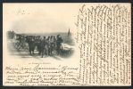 DF / MILITARIA / MANOEUVRE ? / FORMEZ LES FAISCEAUX / CIRCULEE EN 1902 - Manoeuvres