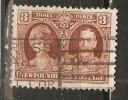 Newfoundland 1931  3c   (o)  Wmk. Paper - 1908-1947