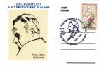 PAUL KLEE 1879-1940,European Day Of Sclerosis,postcard  2009 Cluj-Napoca,ROMANIA, Perfect Shape, Unused. - Médecine