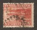 Newfoundland 1932-38  8c   (o) - 1908-1947