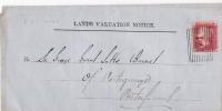 COMPLETE  LETTER  1864 - 1840-1901 (Victoria)