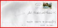 ISOLATO 2008 REGIONI VALLE D' AOSTA - 2001-10: Storia Postale
