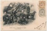 Russian Army Infanterie De Ligne Chiens Militaires War Dogs 50 BF 1904 Type Blanc 4c Et 1c - Russia