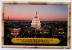 WASHINGTON D.C. UNITED  STATES CAPITOL BUILDING - Washington DC