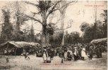 Marche A Ouidah - Dahomey