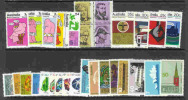 Australia-1973 Year, 30 Stamps MNH - Collections