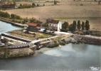 """SAINT-SYMPHORIEN-canal De Rhône Au Rhin Et Hôtel-Restaurant """"ROBINSON""""; Vue Aérienne - Other Municipalities"""