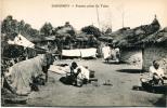 DAHOMEY - Femmes Pilant Du Tabac - Dahomey