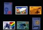 CYPRUS - 1979  ANNIVERSARIES  SET  MINT NH - Chypre (République)