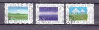 LIECHTENSTEIN  2000    N°1181 à 1183       OBLITERES - Liechtenstein