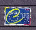 LIECHTENSTEIN  2001    N°1199       OBLITERE - Liechtenstein