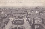 LIVORNO / PIAZZA VITTORIO EMANUELE CON PANORAMA - Livorno