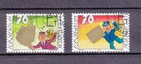LIECHTENSTEIN  2001    N°1200 à 1201       OBLITERES - Liechtenstein