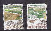 LIECHTENSTEIN  1999    N°1132 à 1133       OBLITERES - Liechtenstein