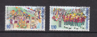 LIECHTENSTEIN  1998    N°1107 à 1108       OBLITERES - Liechtenstein