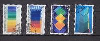 LIECHTENSTEIN  1998    N°1109 à 1112       OBLITERES - Liechtenstein