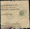 1905 Austria Cover- Cutting Off. Warnsdorf.   (G10b074) - Ganzsachen