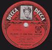 78 Trs  DECCA  MU 60249 - ETHEL SMITH - BLAME IT ON THE SAMBA - THE GREEN COCKATOO - 78 Rpm - Gramophone Records