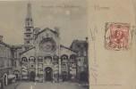 D360- Modena - F.p. Viaggiata 1901 - Modena
