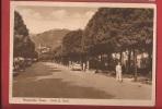 P0607 Montecatini Terme, Viale G.Verdi. ANimato. Non Circulé. Cecami 1937 - Altre Città