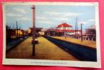 New York > Long Island  R.R. Station  Babylon  1936 Cancel-- Ref 400 - Long Island