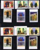 AJMAN  1970  President Eisenhower  Perf And Imperf Complete Sets  MNH ** - Ajman