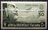 AFRIQUE ORIENTALE ITALIENNE          PA  2        NEUF* - Italienisch Ost-Afrika