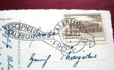 == Österreich , SST Festspiele Sazburg 1955  Musik.. - 1945-.... 2. Republik