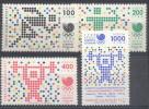 TURKIJE  2824/27+2828    XX  MNH  POSTGAAF  NEUF  S.C. OLYMPICS - Summer 1988: Seoul