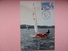 CARTE MAXIMUM CARD VOILIER FRANCE - Boten