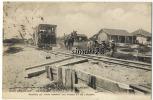 ARCACHON CAP-FERRET - N° 5767 - ARRIVEE DU TRAM VENANT DES PASSES ET DE L'OCEAN  ( Tramway A Cheval) - Arcachon