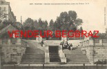 RENNES       ESCALIER MONUMENTAL DU THABOR - Rennes