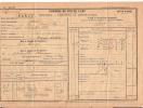 Chemin De Fer/de L´Est/Récépissé D´envoi En Petite Vitesse/MOD.293/1887            VP146 - Transports
