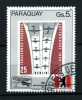 PARAGUAI -PARAGUAY - Aerei - Plane - 1987 - Usato - Used . - Aerei