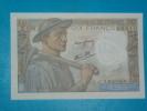 10 Fr MINEUR - Type 1941 - Du 26/4/1945 - N° 06610 - X. 106  - NEUF - 1871-1952 Anciens Francs Circulés Au XXème