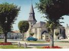 ¤¤  1 - LAURIERE - L'église       ¤¤ - Lauriere