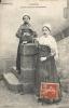 Cantal- Jeunes Paysannes Sanfloraine. - Saint Flour
